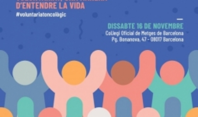 L'espai serveix com a nexe d'unió entre totes les persones voluntàries i per reconèixer la seva tasca solidària. Font: FECEC.