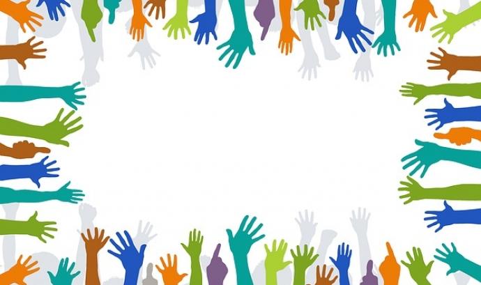 Voluntariat. Font: Pixabay