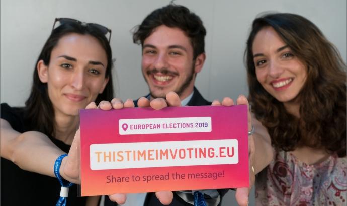 Comparteix la campanya a les teves xarxes socials! Font: Plataforma Social