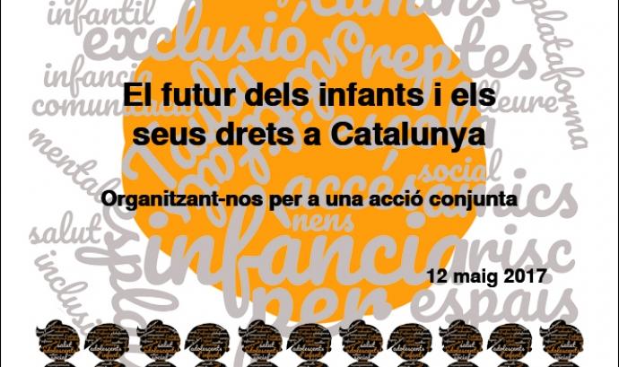 El futur dels infants i els seus drets a Catalunya. Font: Plana web de TIAC