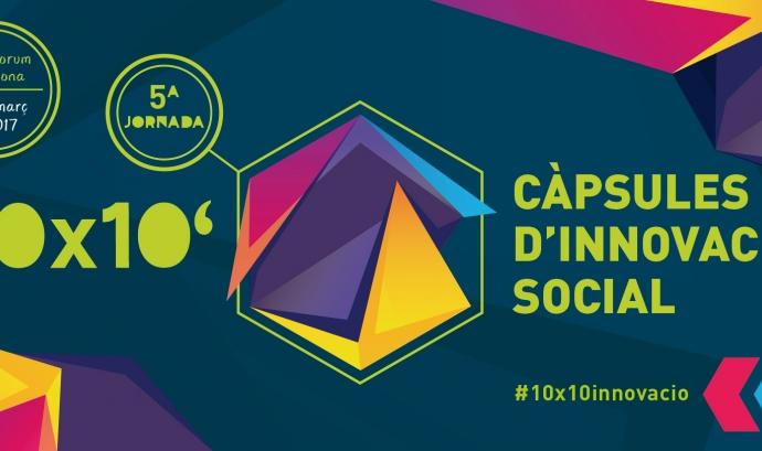 5a edició de 10x10 Càpsules d'Innovació Social. Font: SUMAR