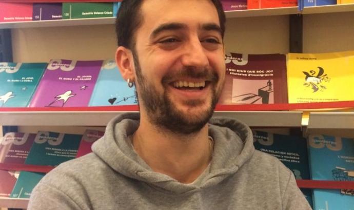 Ignasi Escudero està implicat en qüestions d'incidència del Sector Social dels Jesuïtes a l'Estat espanyol Font: Ignasi Escudero