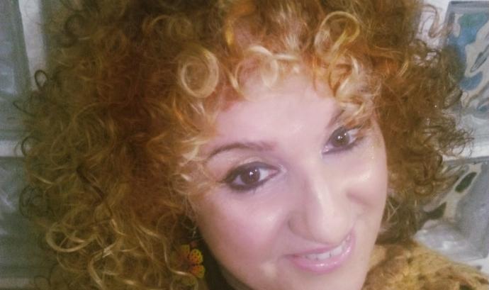 Alicia Campos, coordinadora d'Asperger New Life i membre de la junta de la Federació Catalana d'Autisme. Font: Alicia Campos