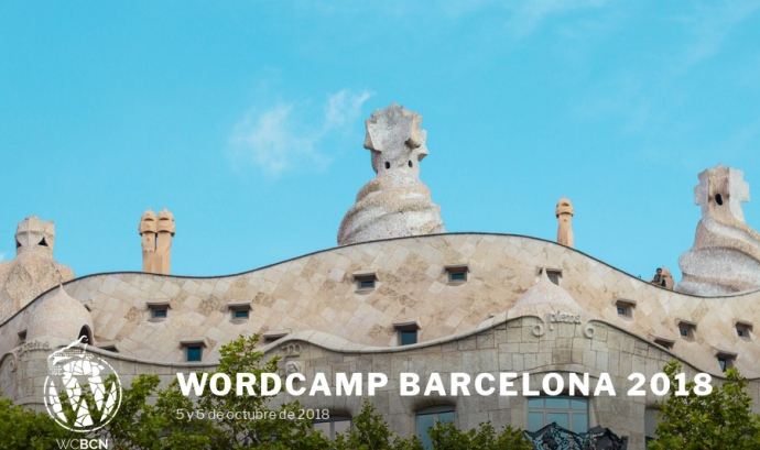 La trobada d'enguany de Barcelona tindrà lloc a l'Edifici Històric de la Universitat de Barcelona Font: WordCamp
