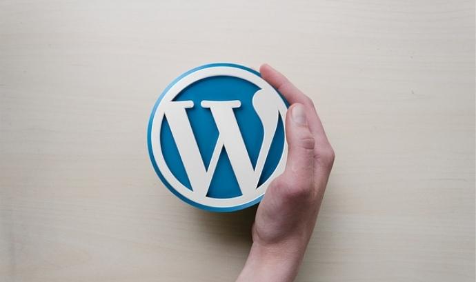 Wordpress. Font: 27707 a Pixabay