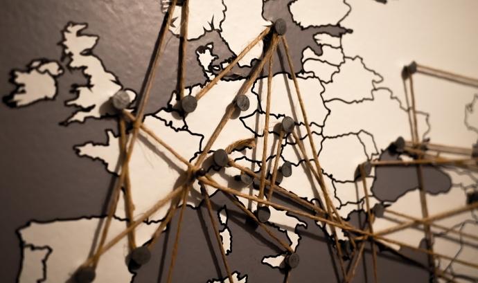 Aquests projectes permeten el treball en xarxa entre entitats de tot Europa.