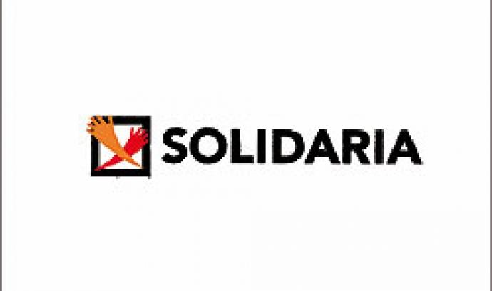 Logotip de la campanya XSolidària Font: