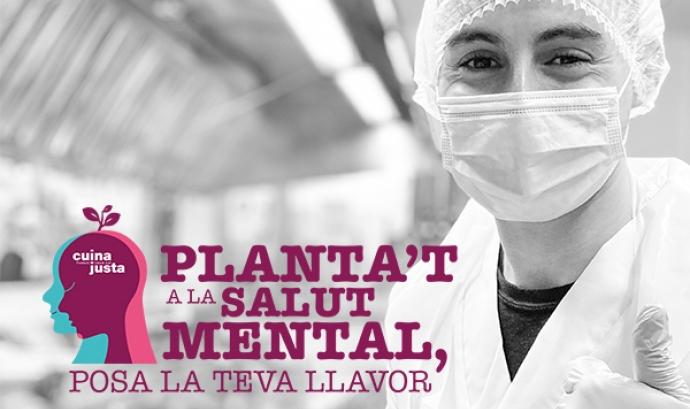 Planta't a la salut mental Font: Laura Tomé
