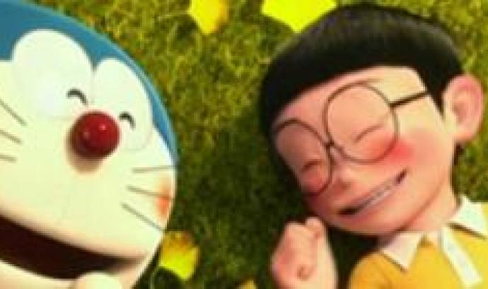 'Stand by me Doraemon' i 'Big Hero 6'   Font:
