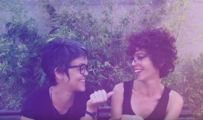 Cooperamor, l'app per trobar l'amor en l'ESS  Font: Xarxa d'Economia Solidària