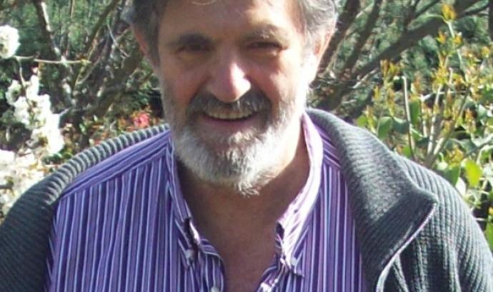 Xavier Montagut, president de la Xarxa de Consum Solidari. Font: XCS Font: