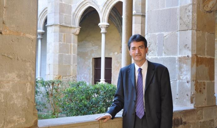 Xavier Tudela, secretari general adjunt de la FIEC. Font: Vilaweb