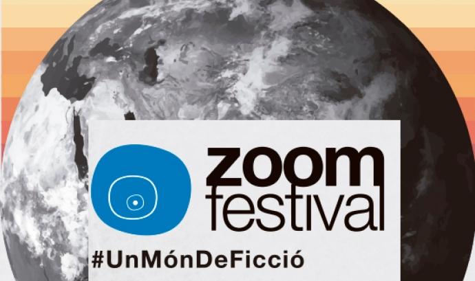 Imatge extreta del Cartell d'enguany del Festival Zoom. Autor: Nil Morist Font: