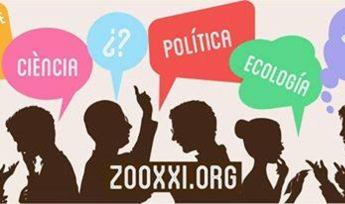 ZooXXI llança una recollida de signatures per reclamar un nou model de zoo (imatge: zooxxi.org) Font: