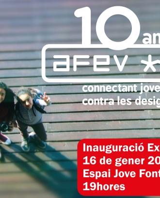 exposició Connectant joves i lluitant contra les desigualtats