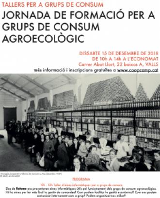 Jornada de formació per a grups de consum agroecològic