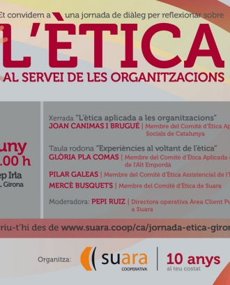 L'ètica al servei de les organitzacions