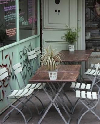 Fotografia d'un cafè. Fotografia de l'usuari Candyt Power de Flickr. Llicència d'ús CC BY-NC-ND 2.0