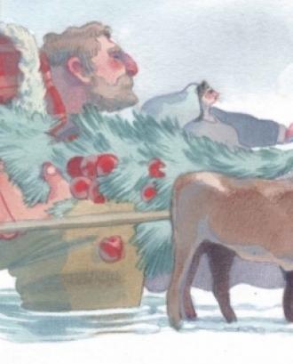 Una de les il·lustracions del llibre