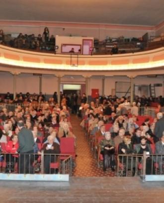 El Teatre de Sarrià, per dins