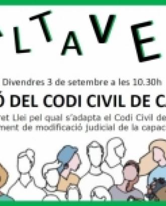 Altaveu Dincat: Adaptació del Codi Civil de Catalunya