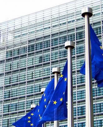 Comissió Europea. Font: Álvaro Millán (Flickr)