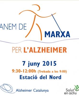 Anem de marxa per l'Alzheimer
