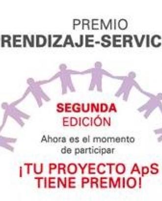 Premis Aprenentatge-Servei 2016