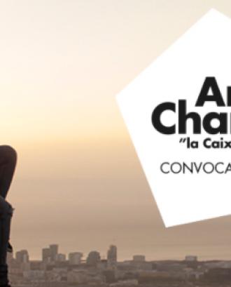 Art For Change 'La Caixa' · Programa d'ajuts a projectes artístics 2018