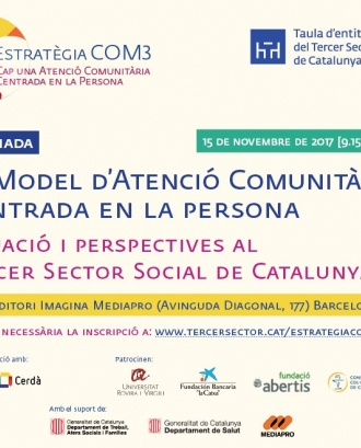 'El model d'atenció comunitària centrada en la persona'