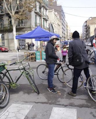 Biciclot organitza moltes activitats que tenen la bicicleta com a protagonista