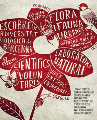 Del 20 al 22 d'abril se celebra la novena edició del Bioblitz a Barcelona