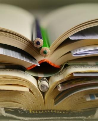 Llibres. Font: Pixabay