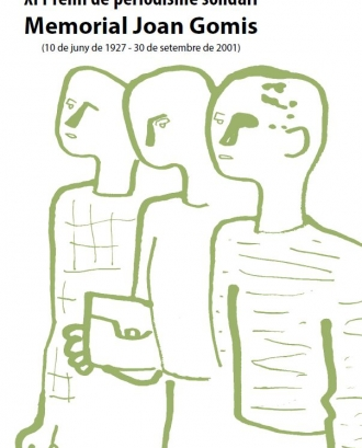 XI Premi de periodisme solidari Memorial Joan Gomis