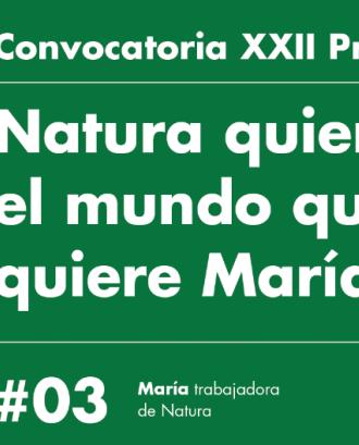 XXII Premi Natura