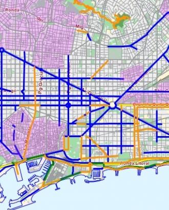 Mapeig urbà Font:
