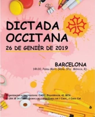 Dictada Occitana a Barcelona