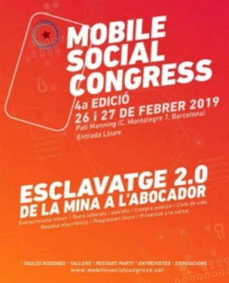 SETEM Catalunya organitza el Mobile Social Congress