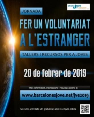 Vols fer un voluntariat a l'estranger?