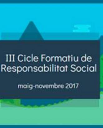 III Cicle Formatiu de Responsabilitat Social. Font: Consell  de Relacions Laborals de Catalunya