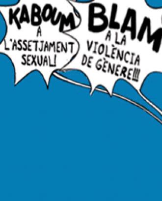 IV Premi Jove de Còmic de Sant Martí per a la prevenció i erradicació de la violència masclista