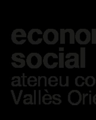 Logotip de l'Ateneu Cooperatiu del Vallès Oriental. Font: Ateneu Cooperatiu del Vallès Oriental