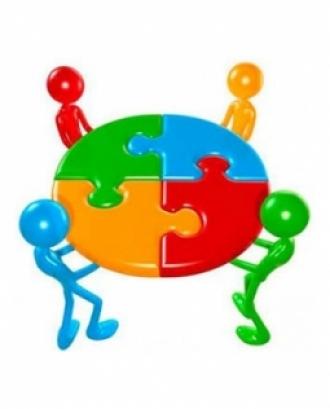 Imatge metafòrica del cooperativisme