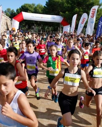 La 13a edició del cros solidari espera rebre fins a 1.200 persones participants. Font: Club Atletisme Sant Boi