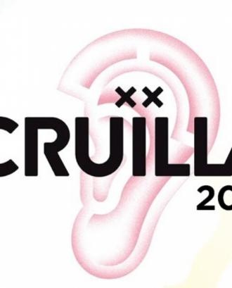 Cartell del Cruïlla 2017. Font: Lafede.cat