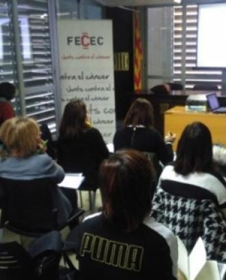 Curs de voluntariat en l'àmbit de l'oncologia de la FECEC