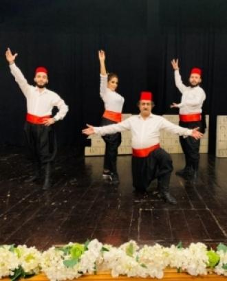 Dansa libanesa