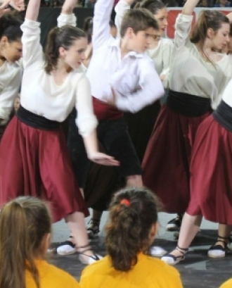 Dansa. Font: esports.bcn.cat