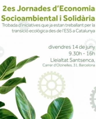 Trobada d'iniciatives per la transició ecològica