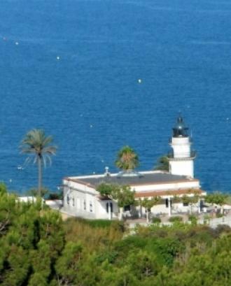 Far de Calella. Font: Wikimedia